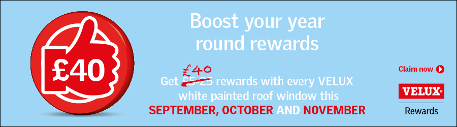 Velux Rewards Autumn 2019 Promotion | About Roofing Supplies